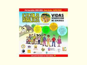 Escola Bíblica: Vidas Desabrocham no Semiárido!