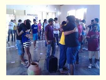 Emoções e compromissos marcam o encerramento da Escola de Formação para Juventude
