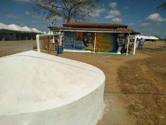 Estande do Irpaa homenageia Articulação Semiárido Brasileiro pelos seus 20 anos de história