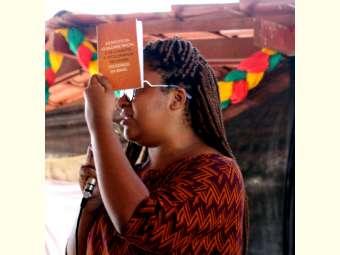 Lideranças Comunitárias de Lage dos Negros estudam Estatuto Racial durante Seminário do Projeto Juventude Quilombola