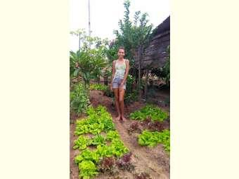A menina que perdeu o medo da seca no Semiárido
