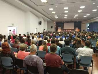 Evento na Argentina debate a educação comunitária