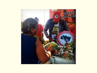 Sobradinho inaugura primeira feira agroecológica do município