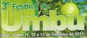 3º Festival do Umbu destaca os resultados do beneficiamento de frutas da caatinga