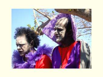"""Últimas cenas de """"Uma Aventura no Semiárido"""" são gravadas em Uauá - BA"""