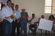 Ministro do MDA assume compromisso com agricultores/as em encontro realizado pelo IRPAA