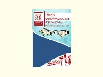 Começa hoje o I Festival Gastronômico do Peixe de Remanso