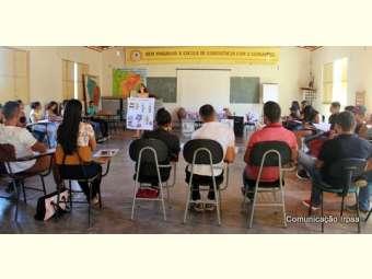 Jovens de comunidades Recaatingueiras discutem a Comunicação para a Convivência com o Semiárido