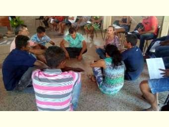 Trabalhadores/as rurais de Pilão Arcado participam de Formação sobre Associativismo