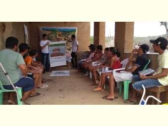 Canudos: Jovens da comunidade Mandacaru dão primeiros passos para se organizarem