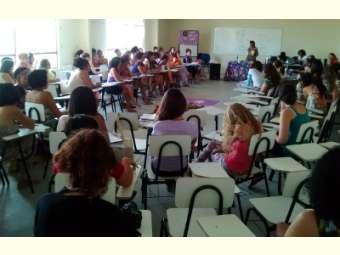 Primeira escola de Formação Feminista aconteceu neste final de semana em Juazeiro