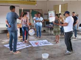 Técnicos/as de campo de cinco municípios baianos participam de formação sobre Convivência com o Semiárido