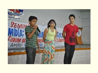Projeto desperta crianças e adolescentes para a produção de comunicação comunitária