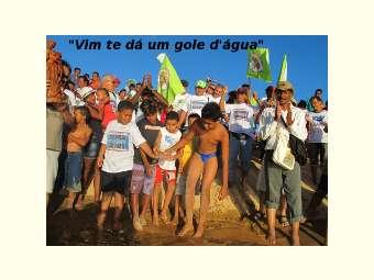 Carta da Foz: 20 Anos da Peregrinação da Nascente à Foz do Rio São Francisco