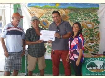 Encontro de Comunidades tradicionais de Fundo de pasto tem entrega de certidões emitidas pela Sepromi