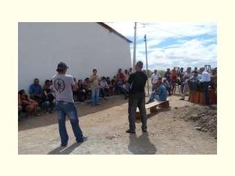 Três comunidades rurais se unem para defender a regularização fundiária de áreas coletivas