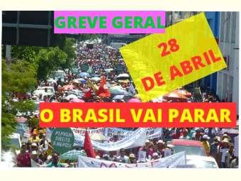 Carta da Asa para a Greve Geral do Dia 28 de abril