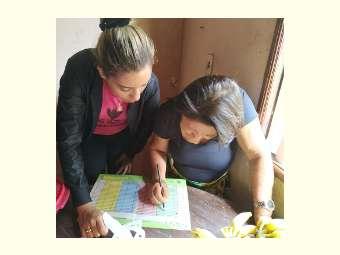 Comunidades do Território  rural Caatinga Produtiva discutem sobre Caderneta Agroecológica