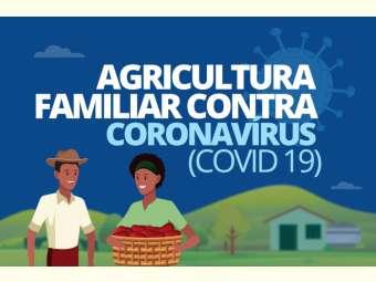 Governo do Estado disponibiliza guia com orientações para agricultores familiares sobre o novo coronavírus