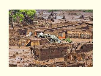 Barragens Samarco: Soma de erros causou tragédia