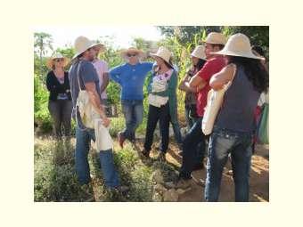 Convivência com o Semiárido desperta interesse de estudantes de agronomia da Uneb