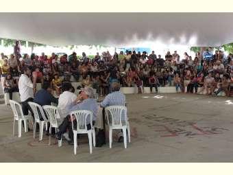 Centro de Terapias Naturais do João Paulo II sedia I Feira de Saúde Integral