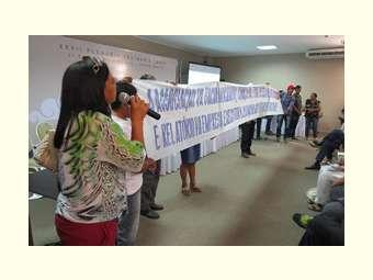 Comunidades de Curaçá cobram mais transparência na execução dos projetos do CBHSF