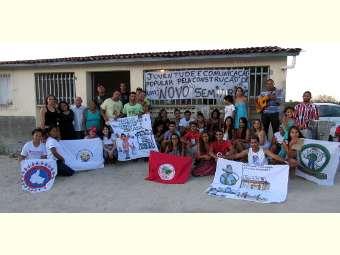 Em Cansanção, no sertão baiano, juventude busca fortalecer comunicação popular