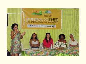 Mulheres e Juventude são temas de seminários no Festival do Umbu de Uauá