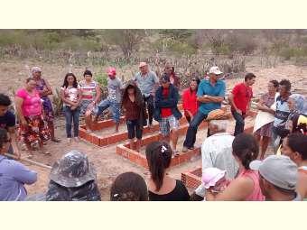 Agricultores/as de Uauá se reúnem para ampliar conhecimentos e práticas de Convivência com o Semiárido