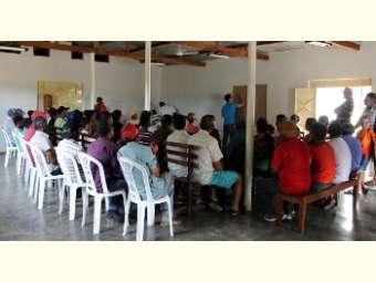 Comunidade de Carnaíba do Sertão elabora plano de investimento do Projeto Pró-Semiárido