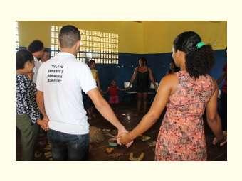 Jovens de Quixaba, em Sento-Sé, participam de planejamento do projeto de Ater