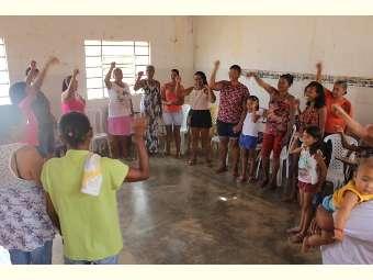 Mulheres do Alto Salitre discutem gênero em formação do Projeto Ater