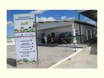 Inaugurada mais uma indústria de beneficiamento de frutas em Uauá