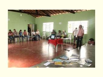 Casa Nova recebe Encontro sobre manejo de microbacias