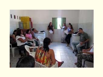Comercialização é tema de formação na Associação de Moradores do Marco em Remanso