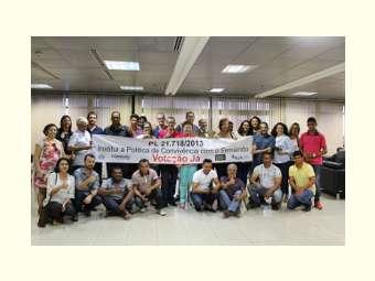 Sociedade civil da Bahia conquista a aprovação da Política Estadual de Convivência com o Semiárido