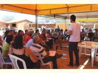 Comunidade de Melancia realiza a 18ª Festa da Mandioca