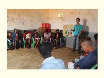 Comunidade de Campo Formoso sofre com a ausência e deficiência das políticas públicas