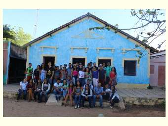 Jovens do Território Sertão do São Francisco participam de intercâmbio no Ceará