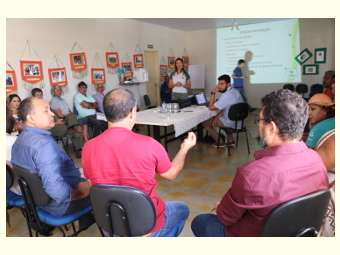 Implantação de Unidades de Conservação e permanência das famílias são pautadas em Juazeiro