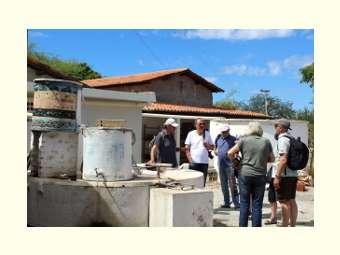 Visitantes da Alemanha conhecem ações de Convivência com o Semiárido na Bahia
