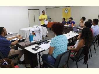 Antes de retomar as atividades nos estados, equipe do Semiárido Produtivo se reúne em Juazeiro (BA)