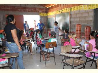 Escola de Casa Nova vivencia a aus�ncia de uma educa��o do campo de qualidade