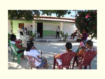 Projeto agroecológico realiza diagnóstico comunitário participativo em comunidades rurais
