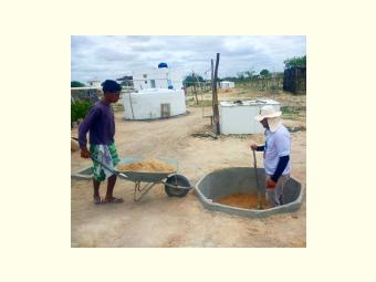 Tecnologias de reúso de água são implantadas em comunidades de Juazeiro (BA)