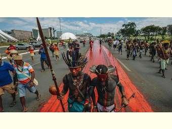 Primeiros dias de 2020 já registram ataques contra indígenas e quilombolas