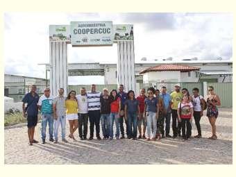 Agricultora/es de quatro estados participam de intercâmbio em Uauá