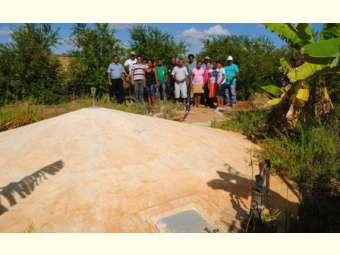 Experiências exitosas de Convivência com o Semiárido animam agricultores/as de Sento Sé