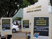 Entidades e parlamentares se manifestam pela democratização das comunicações